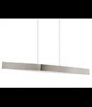 Lampa suspendata Fornes,4x6w,satin nichel