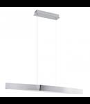 Lampa suspendata Fornes,4x6w,crom