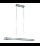 Lampa suspendata Fornes,4x6w,argintiu