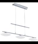 Lampa suspendata Serrone,3x6w