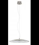 Lampa suspendata Jamera,1x18w,nichel