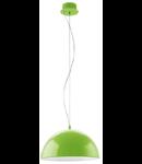 Lampa suspendata Gaetano,18w,verde