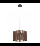 Lampa suspendata Narola,1x60w,nuc