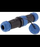 Cupla IP68 pentru cabluri cu 4 fire  7-12mm