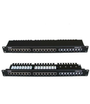 Patch panel FTP cat5E 24P CLOSED