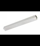 Profil încastrat cu LED-uri 1120mm 33.6w alb cald