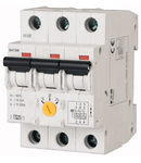 Limitator de consum, trifazat 20-32A tripolar Z-TS32/3