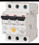 Limitator de consum, trifazat 16-25A tripolar Z-TS25/3