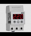 Releu protectie tensiune minima sau maxima 20A VP-20A