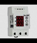 Releu trifazic protectie tensiune minima sau maxima 5A VP-380V