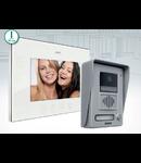Kit video interfon 1 familie 1 post interior  Elvox