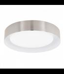 Aplica ESTOSA,1x12w,argintiu,LED