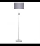 Lampa de podea Positano,1x60w,E27,argintiu