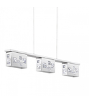Lampa suspendata Tresana,3x5.8w,LED