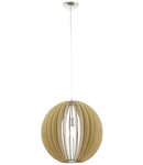 Lampa suspendata COSSANO satin nickel 220-240V,50/60Hz IP20