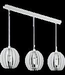 Lampa suspendata COSSANO alb 220-240V,50/60Hz IP20