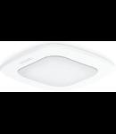 Senzor de miscare profesional, detectie cu infrarosu,Slim,16mp 4x4m,IP20,DALI