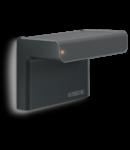 Senzor de prezenta profesional3D,detectie inteligenta inalta frecventa,160 grade,raza max.7m,IP54,exterior,negru