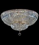 Candelabru Diamant Crystal Basfor 16 becuri dulie E14, 230V,D.600cm, H.35 cm,Auriu