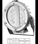 Corp de iluminat antiexplozie LED d9000 42x2W