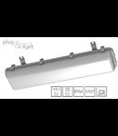 Corp de iluminat LED antiex cu posibila functionare si pe acumulatori  65,7W