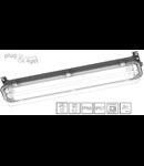 Corp de iluminat antiexplozie cu optica speciala EXL 310 LED 67,5W