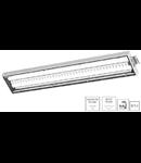 Corp de iluminat pentru uz industrial cu distributie larga a fluxului luminos INS 395 LED 87,8W (WB)