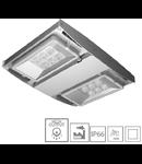 Corp de iluminat pentru uz industrial cu intensitate ridicata HPL 430 LED 104W