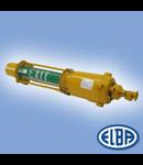 Antiexplozive, 1X8W II 2G Exde II B T6 1,5 h nepermanent,  CFS 03 iluminat de siguranta,  IP 64( echipate cu lampi), ELBA