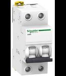 Siguranta automata Bipolara 2P, 4,5kA 50A/C iK60N