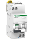 Intrerupator automat diferential 1P+N,30mA,10A/C,10KA,iDPN H