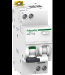 Intrerupator automat diferential 1P+N,30mA,25A/C,10KA,iDPN H