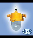 Antiexplozive, 105W EXDE II C echipat , LMS 7 IP54  , ELBA