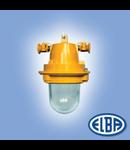 Antiexplozive, AI-02C 100W ML II G Exde II,  AI 02/AI 02C ( echipate cu lampi) IP54, ELBA