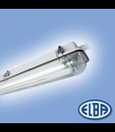 Antiexplozive, 2X36W II 2G Ex e mb II T52,  CF SM 03  IP 54( echipate cu lampi), ELBA