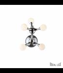 Corp de iluminat cu elemente de jonctiune rotative 5x20W