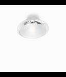 Plafoniera Smarties Clear D33, 1 bec, dulie E27, D:330mm, H:140mm, Transparenta