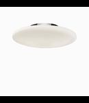 Plafoniera Smarties Bianco D60, 3 becuri, dulie E27, D:600mm, H:180mm, Alb