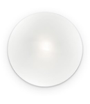 Aplica Smarties Bianco, 1 bec, dulie G9, D:140mm, H:80mm, Alb
