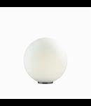 Veioza Mapa Bianco D50, 1 bec, dulie E27, D:500mm, H:520mm, Alb