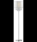 Lampa de podea Opera, 1 bec, dulie E27, D:385mm, H:1630 mm, Alb