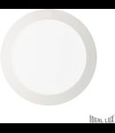 Spot incastrat, Groove, D:227 mm 30W, 2500Lm, LED, Rotund