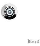Spot incastrat Delta, D:70 mm, 1W, 90Lm, LED, Rotund, Crom