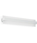 Aplica Jolly, 4 LED, 1530 Lm, L:600 mm, H:120 mm, Alb