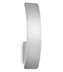 Aplica Vela, 1 LED, 180 Lm, L:75 mm, H:295 mm, Aluminiu