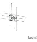 Corp de iluminat  cross pl360