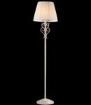 Lampa de podea Elegant Triumpf 1 bec,dulie E27,230V,Diam. 38cm ,H161cm,Auriu-alb