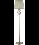Lampa de podea Elegant Battista 1 bec,dulie E14,230V,Diam. 40cm ,H168cm,Bronz