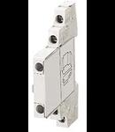 Bloc contacte auxiliare laterale pentru protectii motor tip DZS  1ND+1NI