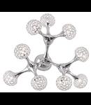 Corp de iluminat  nodi crystal pl9